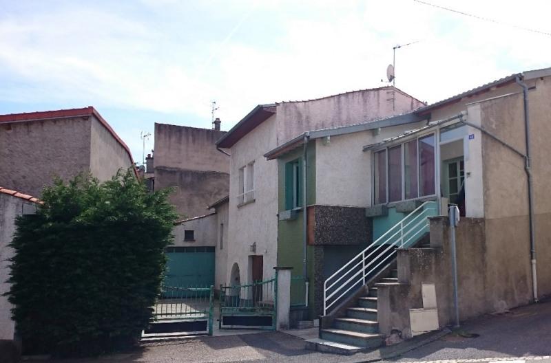 Sale house / villa Ceyrat 187300€ - Picture 1