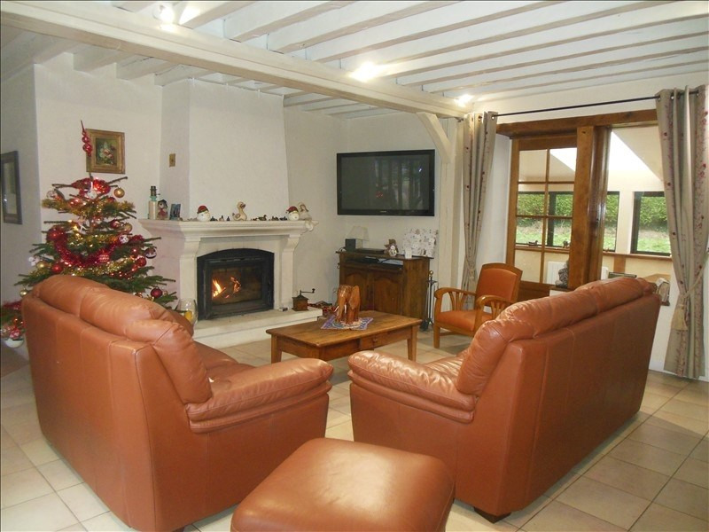 Sale house / villa Breval proche 405000€ - Picture 5