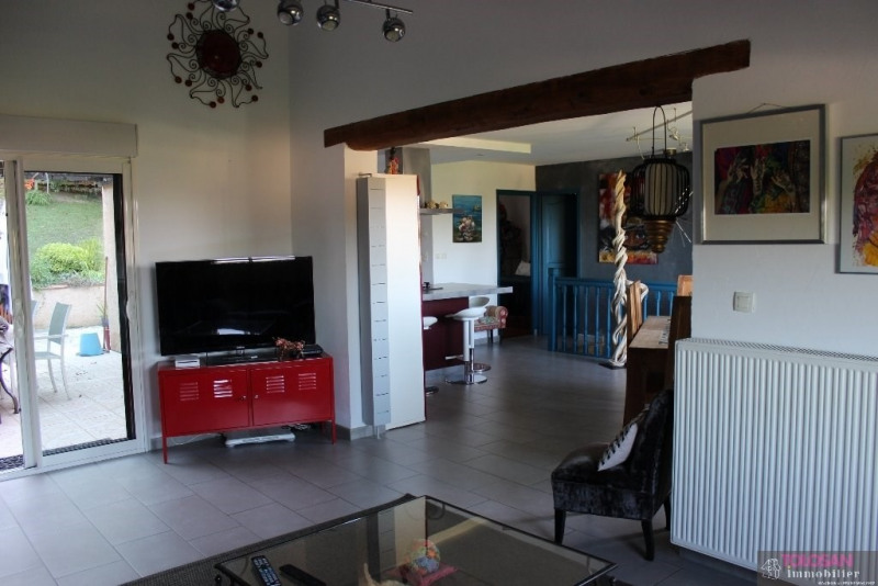 Vente maison / villa Ayguesvives 369 000€ - Photo 5