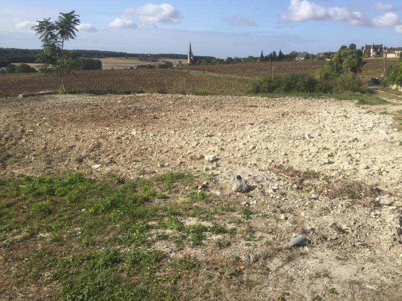 Vente terrain Crissay sur manse 49000€ - Photo 1