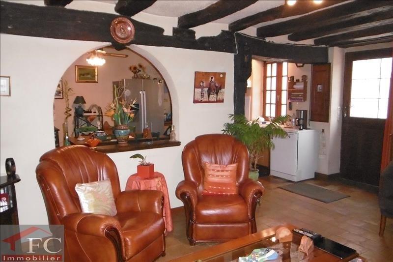 Vente maison / villa Besse sur braye 91500€ - Photo 2
