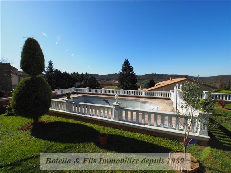 Vente maison / villa Uzes 388000€ - Photo 2