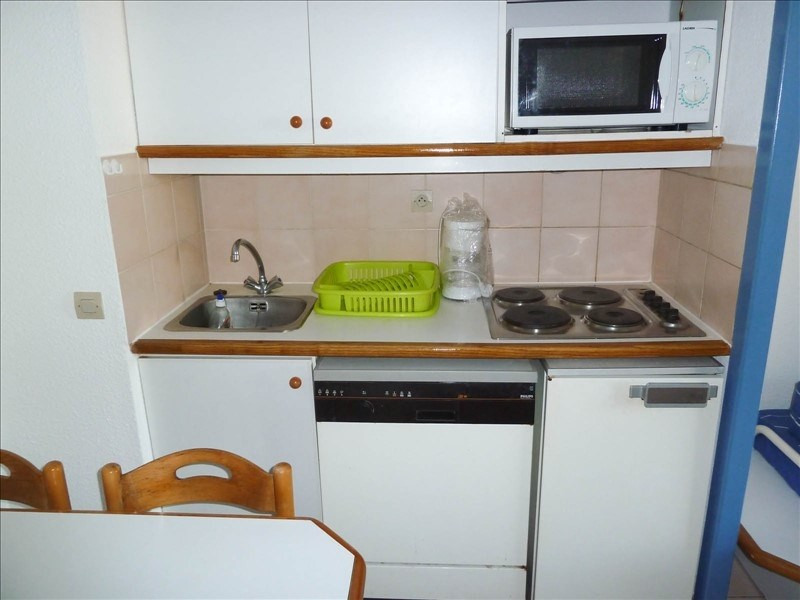 Verkoop  appartement Talmont st hilaire 65400€ - Foto 2