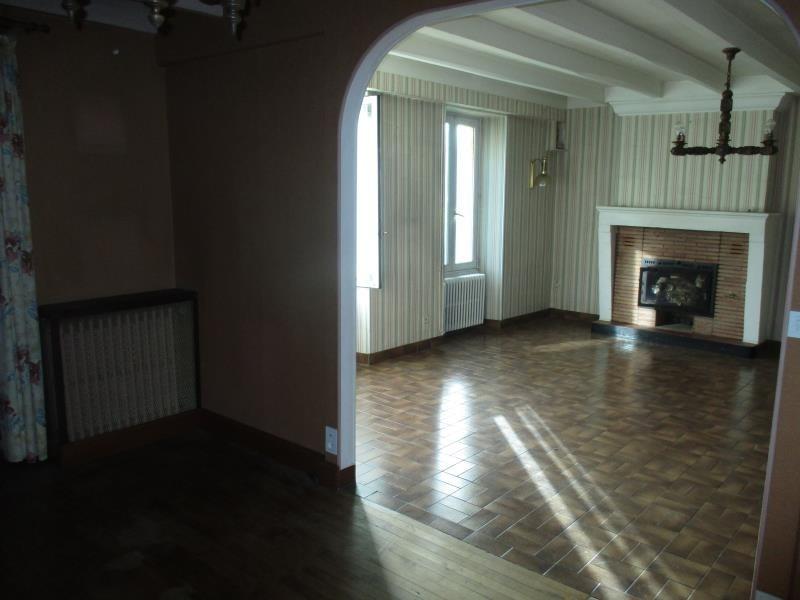 Vente maison / villa Magne 116600€ - Photo 8