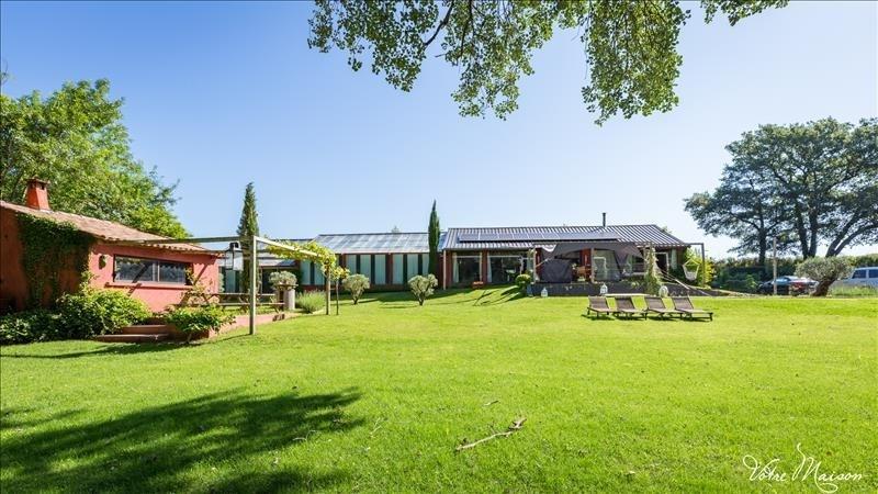 Venta de prestigio  casa Rousset 695000€ - Fotografía 1