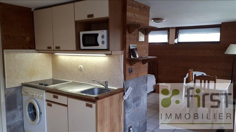 Venta  apartamento Leschaux 78000€ - Fotografía 3
