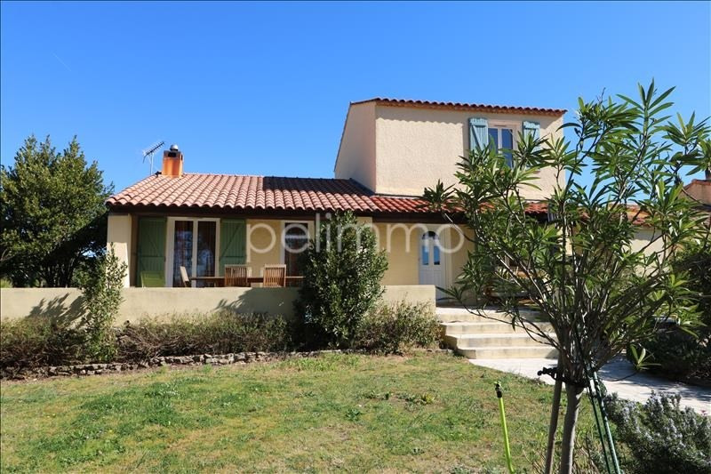 Vente maison / villa Pelissanne 375 000€ - Photo 1