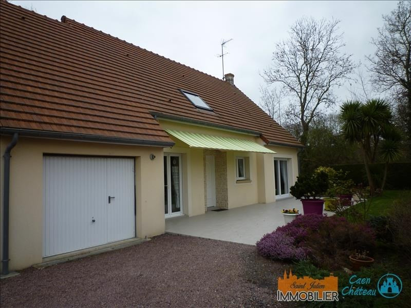 Sale house / villa Colleville montgomery 389000€ - Picture 1