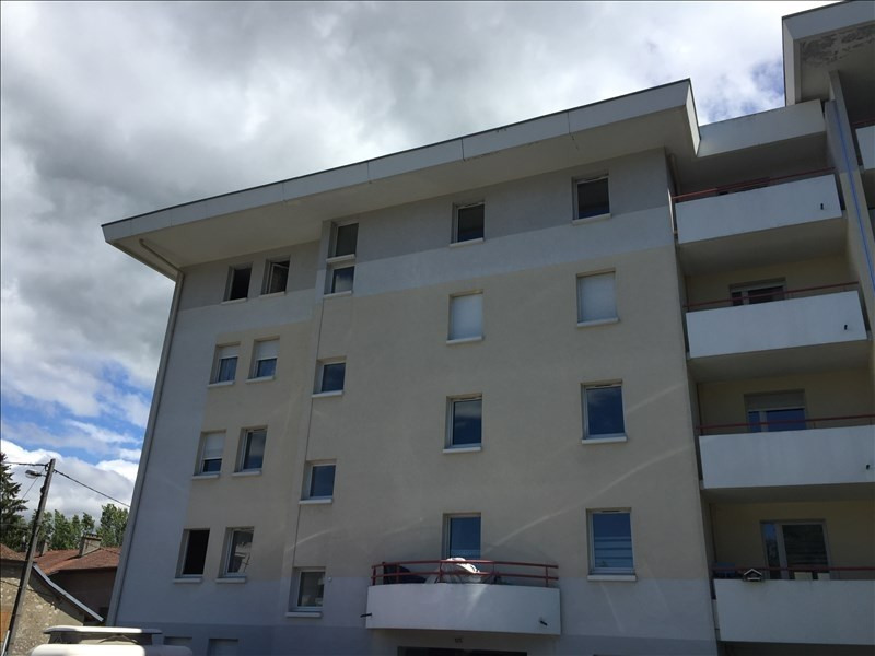 Location appartement La roche-sur-foron 525€ CC - Photo 1