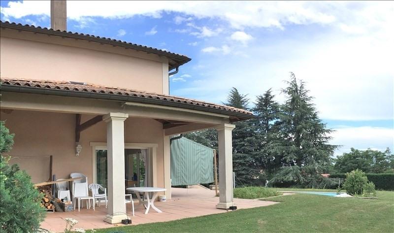 Deluxe sale house / villa Marcy l etoile 729900€ - Picture 8