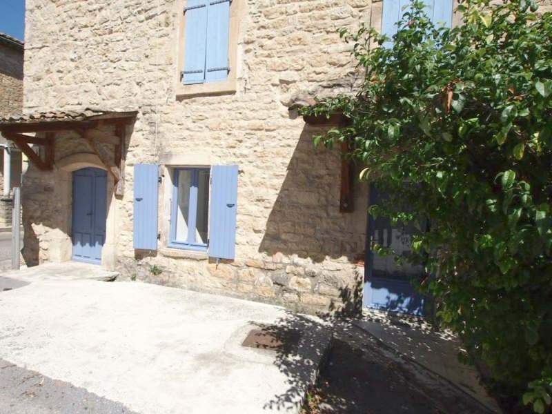 Vente maison / villa Vagnas 61000€ - Photo 1