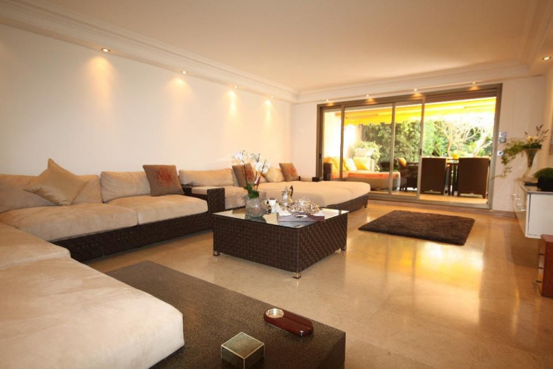 Sale apartment Cap d'antibes 570 000€ - Picture 2