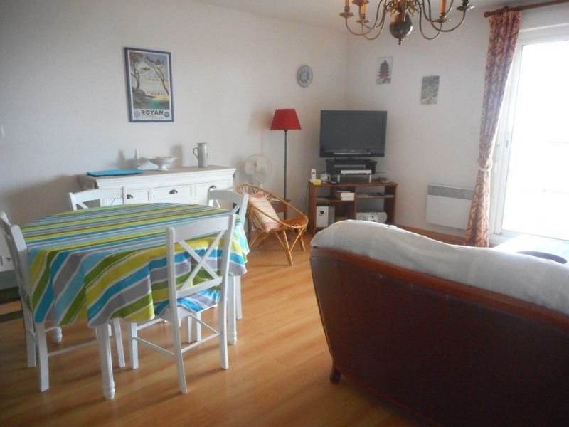 Vacation rental apartment Vaux-sur-mer 680€ - Picture 1