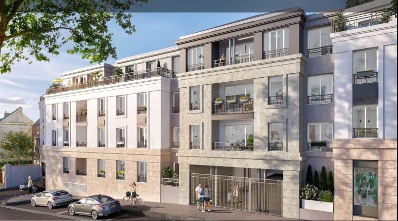 Verkoop  appartement Fontenay aux roses 470000€ - Foto 2