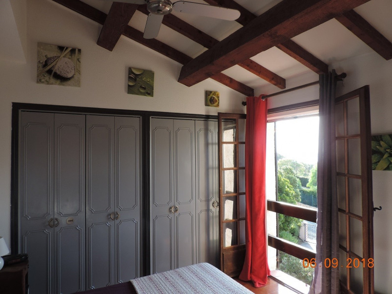 Short-term rental house / villa Les issambres 1050€ CC - Picture 5