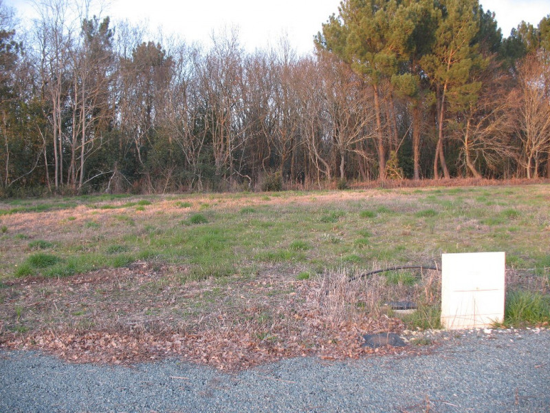 Vente terrain Etaules 71400€ - Photo 1