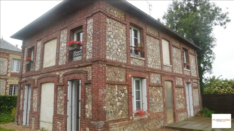 Affitto casa Valliquerville 690€ CC - Fotografia 1