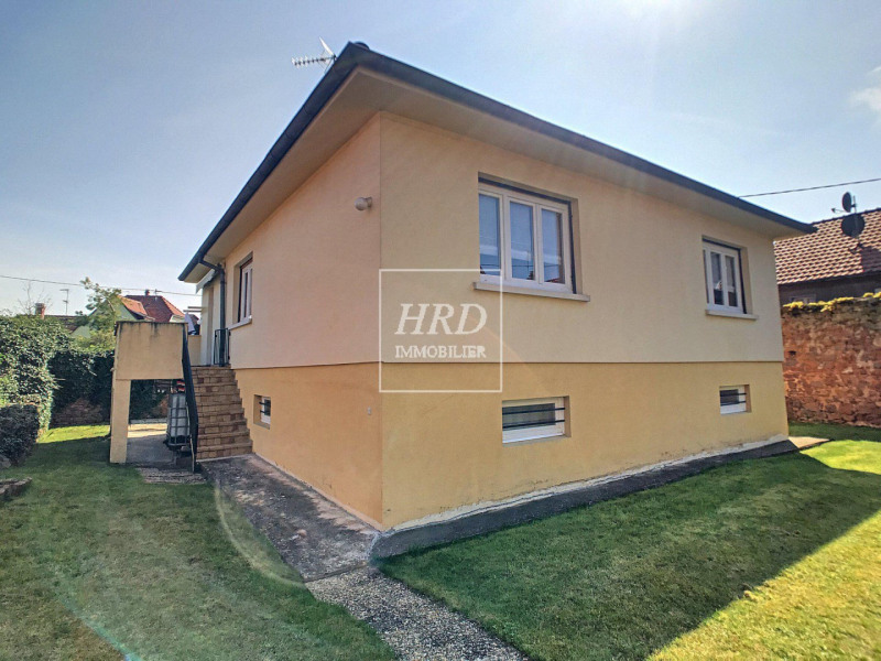 Revenda casa Marlenheim 282150€ - Fotografia 13