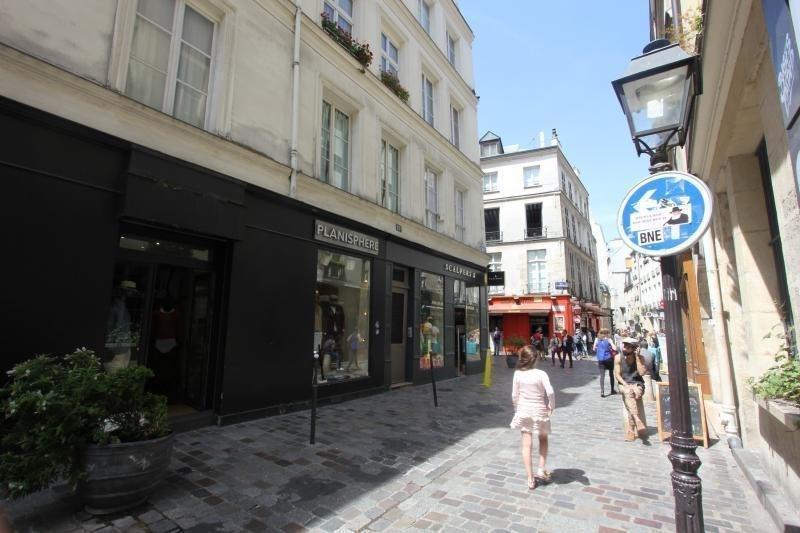 Location boutique Paris 4ème 10833€ HT/HC - Photo 1