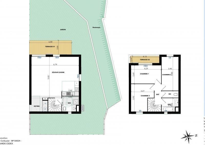 Sale house / villa Sanary sur mer 425000€ - Picture 1