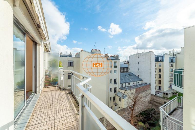 Sale apartment Paris 20ème 567000€ - Picture 1