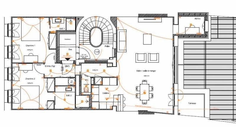 Deluxe sale apartment Bordeaux 775000€ - Picture 4