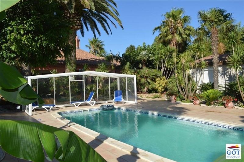 Deluxe sale house / villa Claira 408000€ - Picture 1