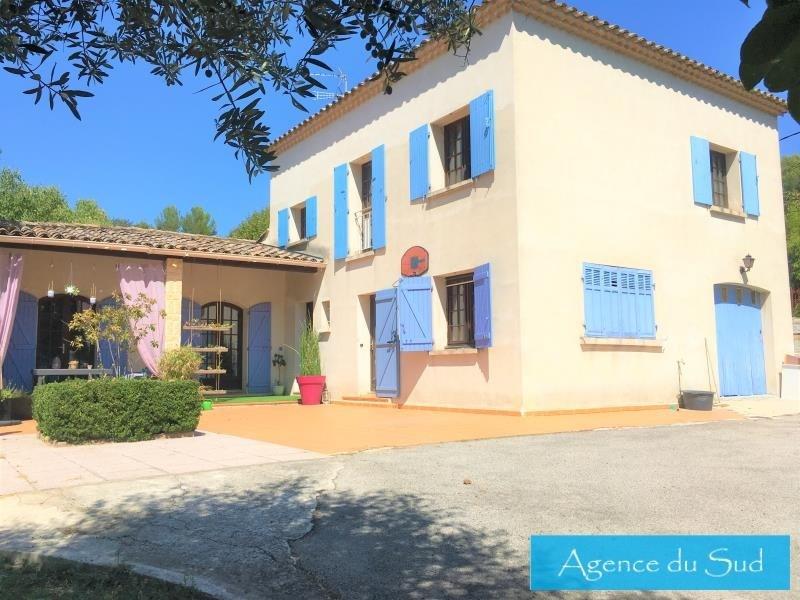 Vente maison / villa Aubagne 464000€ - Photo 1