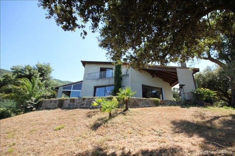 Vente de prestige maison / villa Laroque des alberes 785000€ - Photo 1