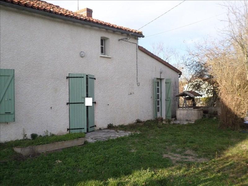 Vente maison / villa Moulismes 59000€ - Photo 6