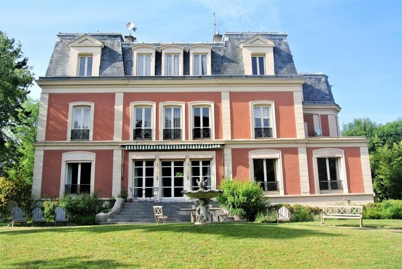 Vente de prestige maison / villa Montlignon 1150000€ - Photo 8