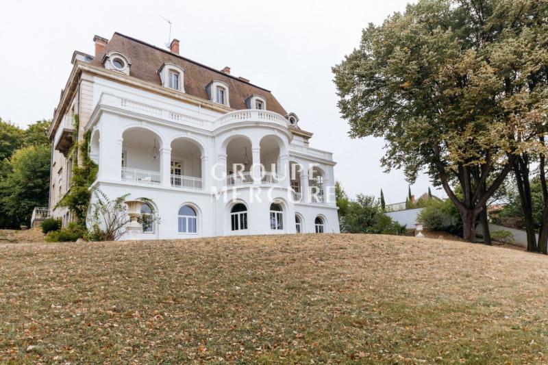 Deluxe sale house / villa St cyr au mont d'or 3100000€ - Picture 1