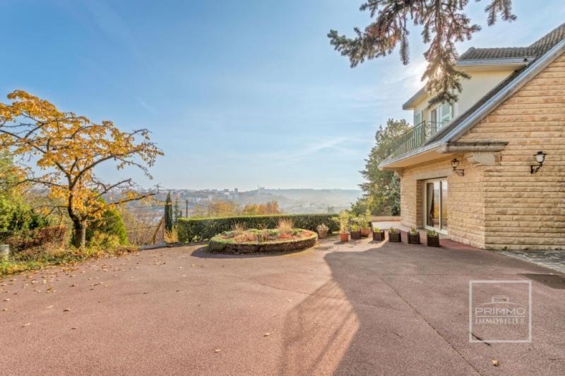 Vente de prestige maison / villa Saint didier au mont d'or 995000€ - Photo 1