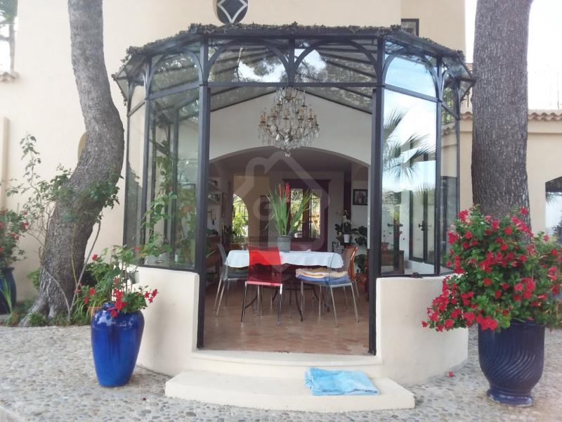 Vente de prestige maison / villa Marseille 11ème 1589000€ - Photo 1