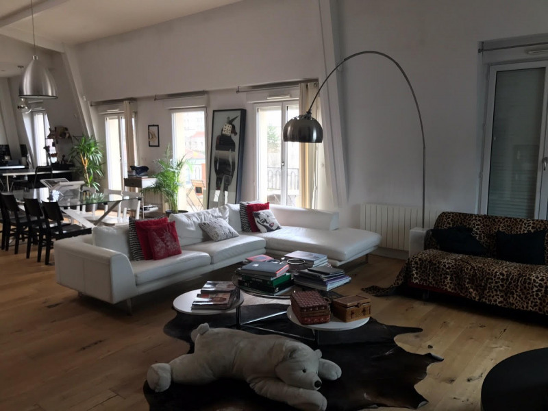 Deluxe sale apartment Saint-cloud 1 940 000€ - Picture 2