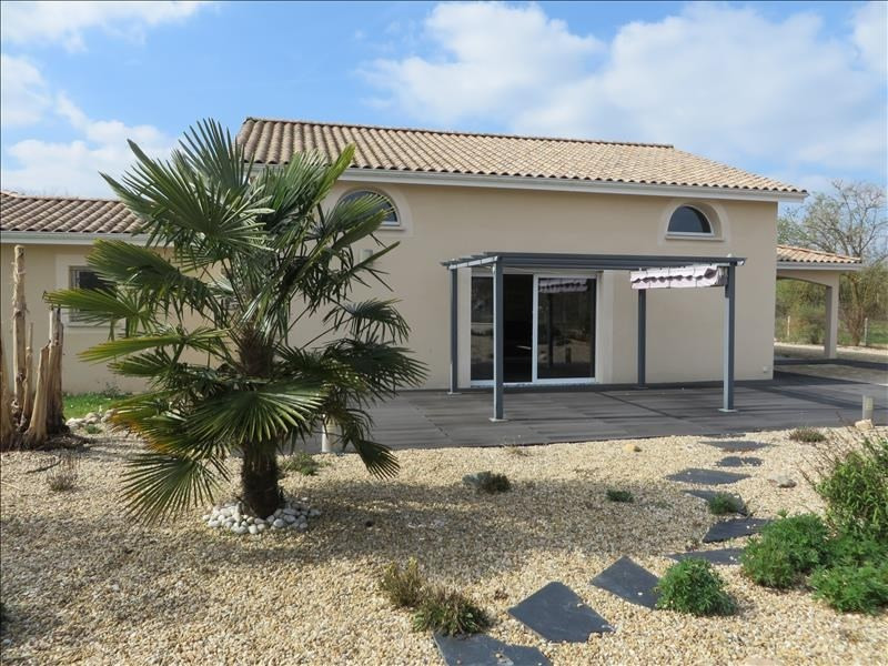 Sale house / villa Menesplet 355 000€ - Picture 5
