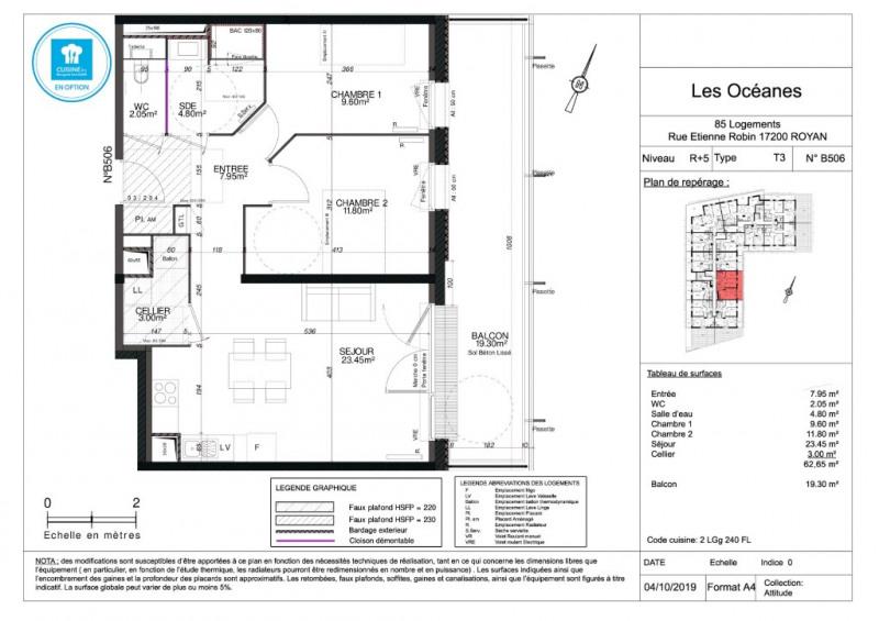 Vente appartement Royan 210000€ - Photo 4