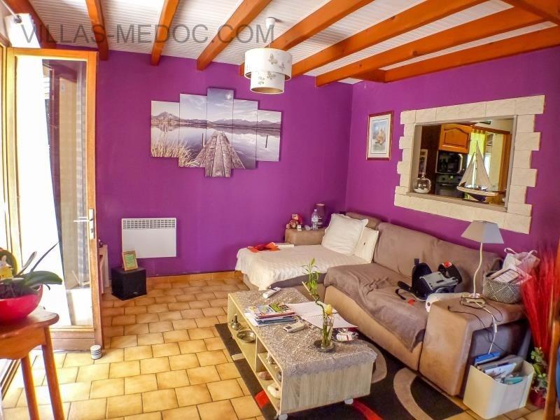 Vente maison / villa Jau dignac et loirac 158000€ - Photo 7