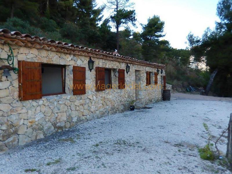 Vendita nell' vitalizio di vita casa Roquebrune-cap-martin 280000€ - Fotografia 4