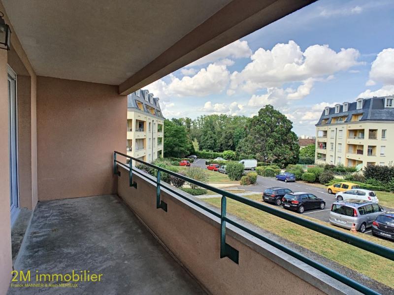 Rental apartment Dammarie les lys 685€ CC - Picture 2