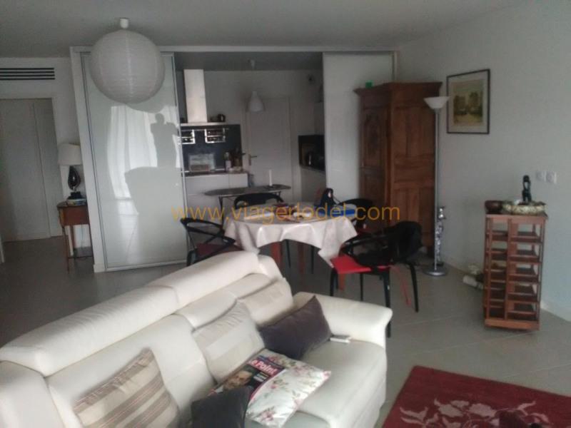 Viager appartement Agen 75000€ - Photo 1