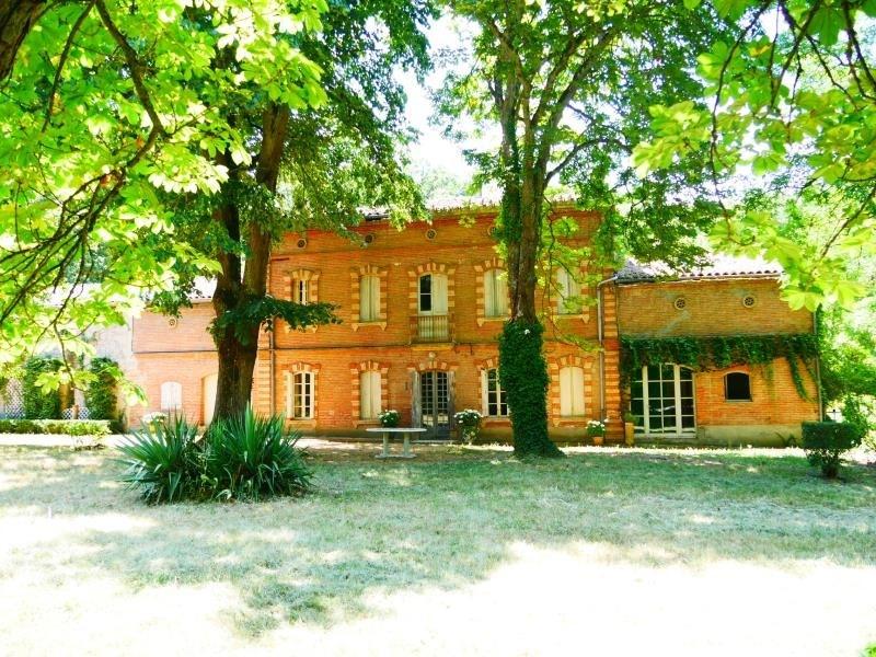 Deluxe sale house / villa Castelnau d'estretefonds 741300€ - Picture 1