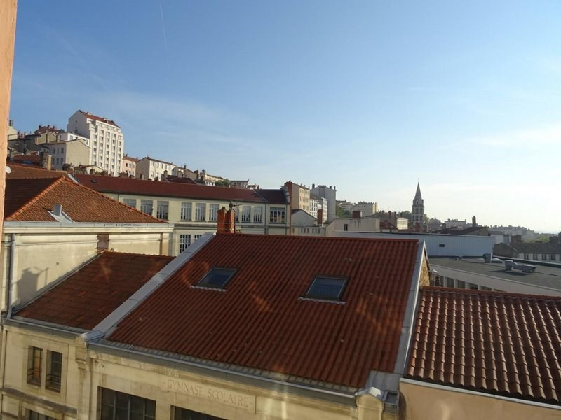 Vente appartement Lyon 1er 343 000€ - Photo 1