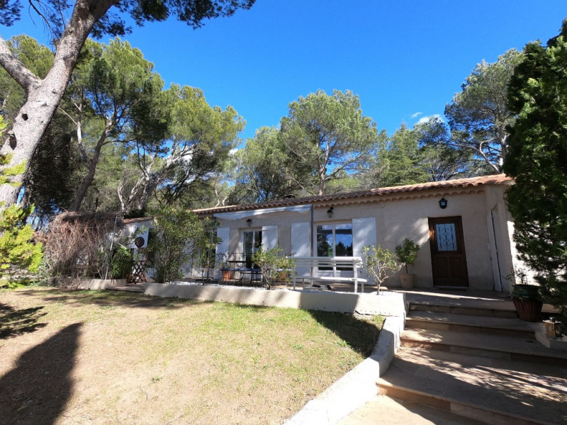 Deluxe sale house / villa Ventabren 670000€ - Picture 4