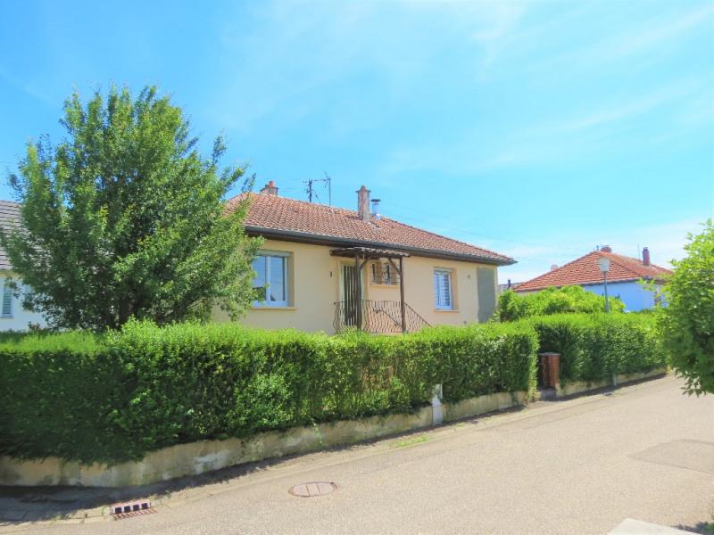 Sale house / villa Zillisheim 248000€ - Picture 1
