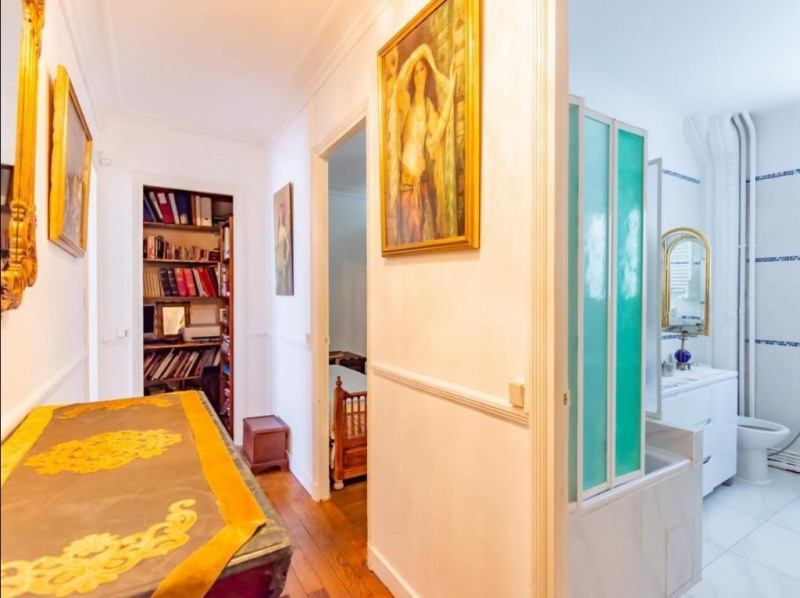 Vente appartement Paris 17ème 559000€ - Photo 5