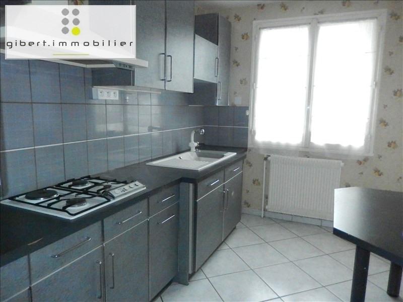 Location appartement Le puy en velay 566,79€ CC - Photo 1
