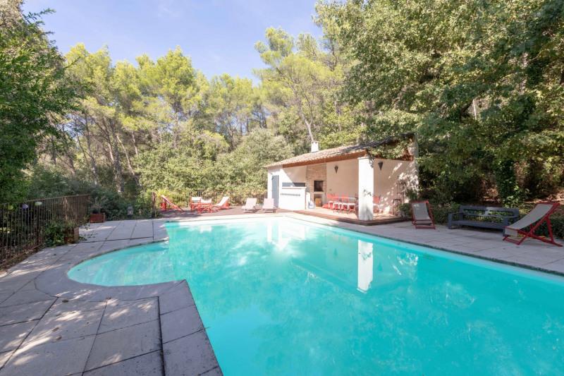 Deluxe sale house / villa Le tholonet 1360000€ - Picture 14