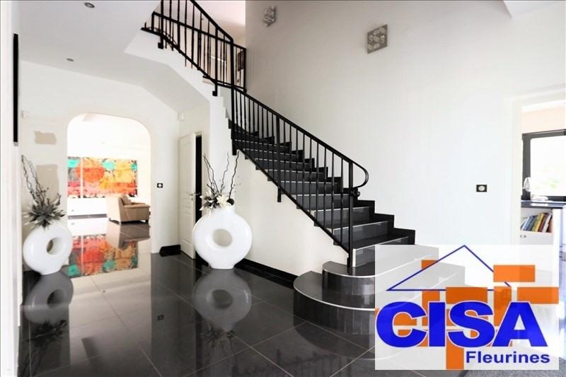 Vente de prestige maison / villa Chantilly 830000€ - Photo 2