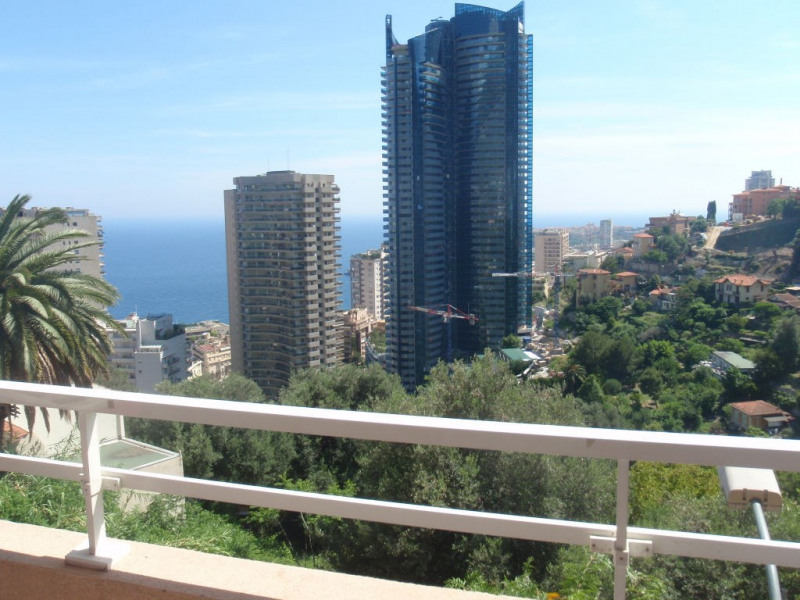 Location appartement Beausoleil 780€ CC - Photo 1